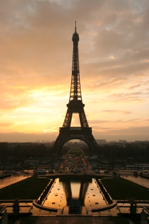 Eiffel kulesi...