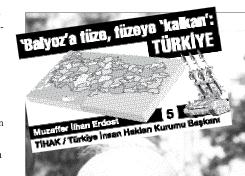 Oltada Balik Turkiye...