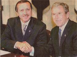 Erdoğan-Bush
