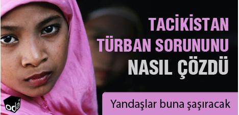 Tacikistan turban sorunu