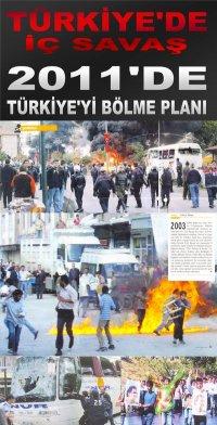 Türkiye ic savasi 2011