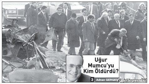 Uğur Mumcu'yu öldürenler