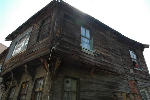 Rumelikavağı tarihi evleri...