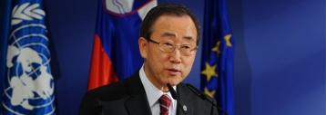 BM genel sekreterliği